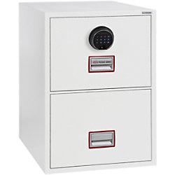 Phoenix Tresor FS2262F Weiß 530 x 810 x 720 mm