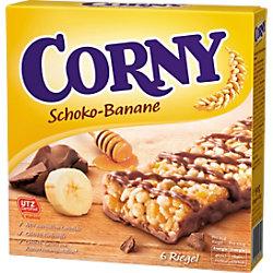 Corny Müsliriegel Schoko-Banane 6 Stück à 25 g 265608
