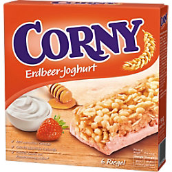 Corny Müsliriegel Erdbeer-Joghurt 6 Stück à 25 g 683701
