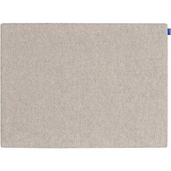 Legamaster Akustik-Pinboard Board-Up, schalldämpfende Pinnfläche, Textil, soft beige, 75 x 50 cm 7-144650