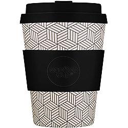 Ecoffee Cup Kaffeebecher Bonfrer 350 ml Schwarz, Braun 650231