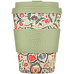 Ecoffee Cup Kaffeebecher Papafranco 340 ml Mehrfarbig 650221