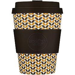 Ecoffee Cup Kaffeebecher Threadneedle 350 ml Braun 650201