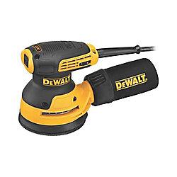 DeWalt DWE6423-QS 280 W, 230V 125 mm Exzenterschleifer 280W