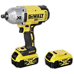 DeWalt DCF899P2-QW 18V / 5.0 Ah Akku-Schlagschrauber