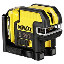 DeWalt DCE0825D1R-QW Linienlaser, DCE0825D1R