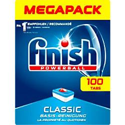 Finish Geschirrspültabs Classic 100 Stück 24162
