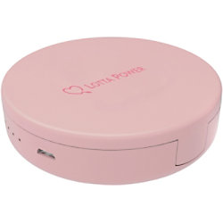 LOTTA POWER XLayer Powerbank Make-Up-Spiegel 4000 mAh Rose 217388