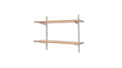 1 - 3 Shelves