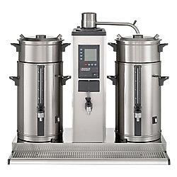 Bravilor Bonamat B10 HW Kaffeemaschine Silber, Schwarz 4.213.201.110