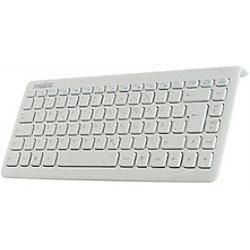 PERIXX Ergonomische Tastatur 407W QWERTZ Weiß Kabelgebunden Ergonomisch 10790