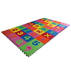 Casa Pura Puzzlematte Candy EVA Mehrfarbig 300 x 300 mm fd-11780