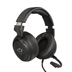 Trust PYLO HEADSET GXT 433 Gaming-Headset Verkabelt Über das Ohr Schwarz mit Mikrofon 23381