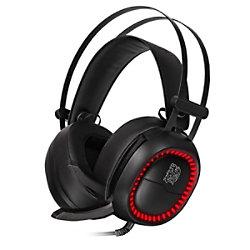 Thermaltake Shock Pro Gaming-Headset Verkabelt Kopfbügel Diamong Schwarz mit Mikrofon HT-SHK-DIECBK-25