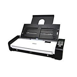 Avision Scanner Ad215L Netzwerkfähig Schwarz 1 X A4 600 X 600 Dpi 000-0894-07G