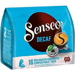 Senseo Entkoffeinierter Kaffee Pads 16 Stück à 6,9 g 4051959