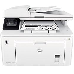 HP MFP M227FDW A4 Mono Laser 4-in-1 Multifunktionsdrucker mit kabelloser Druckfunktionen G3Q75A