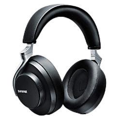 Shure Kabellose Kopfhörer AONIC 50 Bluetooth Schallisolierung Mit Mikrofon Schwarz SBH2350-BK-EFS