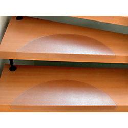 Casa Pura Stufenmatte Polycarbonat Transparent 640 x 260 mm fd-280