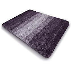 Sky Badteppich Ombre Polyester Lila 500 x 600 mm fd-11364