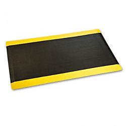 etm Arbeitsmatte Heavy-Duty Ripp PVC, Vinyl Grau 600 x 900 mm fd-2071