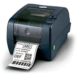 Tsc Barcode-Drucker Ttp-345 99-127A003-00Lf Schwarz Desktop