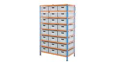 8 - 9 Shelves