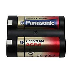 Panasonic Fotobatterie Weitere Rundzellen Photo 2 CR 5 Lithium 100 Stück 2CR5