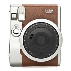 Fujifilm Instant Kamera instax mini 90 Neo Classic Braun 16423981