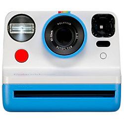 Polaroid Instant Kamera NOW Weiß, Blau 9030
