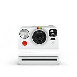 Polaroid Instant Kamera NOW Weiß 9027