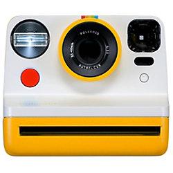 Polaroid Instant Kamera NOW Weiß, Gelb 9031