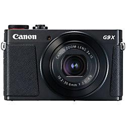 Canon Kamera PowerShot G9X Mark II Schwarz 1717C002