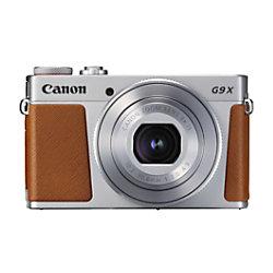 Canon Kamera PowerShot G9X Mark II Silber 1718C002