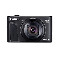 Canon Kamera PowerShot SX740 HS Schwarz 2955C002