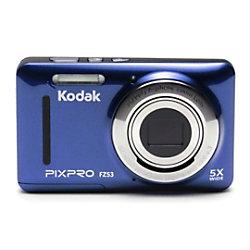 Kodak Kamera Friendly Zoom FZ53 Blau FZ53 BLUE