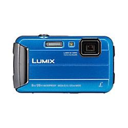 Panasonic Kamera Lumix DMC-FT30 Blau DMC-FT30EG-A