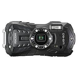 Ricoh Kamera WG-60 Schwarz 3826