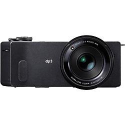Sigma Kamera dp3 Quattro + LCD Sucher Kit Schwarz ZG900
