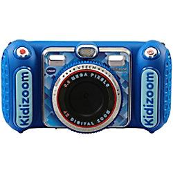 VTECH Kidizoom Duo DX Kinderkamera Kamera Blau 80-520004