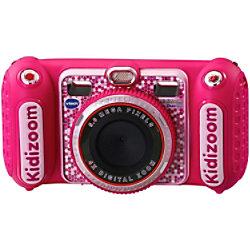 VTECH Kidizoom Duo DX Kinderkamera Kamera Pink 80-520054