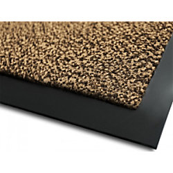 Schmutzfangmatte Floordirekt Pro Sky Schwarz Polypropylen, Vinyl 900 x 3000 mm fd-15192