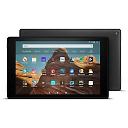 AmazonBasics AMAZON Fire HD 10 TABLET 10.1 Zoll 32 GB Wifi Schwarz 2 GB RAM B07KD8R6MJ
