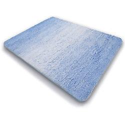 Sky Badteppich Ombre Polyester Blau 500 x 600 mm fd-11352