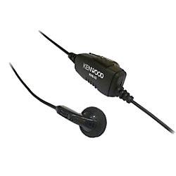 Kenwood Ohrhörer mit Mikrofon Verkabelt mit Mikrofon KHS-33
