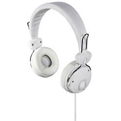 Hama Fun4Music Kopfhörer Verkabelt Über das Ohr Weiß 184015