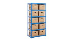 6 - 7 Shelves