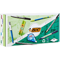 BIC Eco-Friendly Home and Office Personal Stationery Set 9 Stück 951628