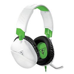Turtle Beach RECON 70X Kopfhörer Verkabelt Über das Ohr Weiß mit Mikrofon TBS-2455-02