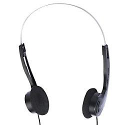 Vivanco SR 3030 Kopfhörer Verkabelt Über das Ohr Schwarz 32253